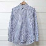 INDIVIDUALIZED SHIRTS インディビジュアライズドシャツ|ストライプBD ブロード シャツのお買取