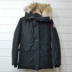 CANADA GOOSE CHARLOTTE PARKA カナダグース シャーロットパーカ Mお買取情報