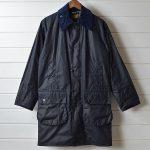 Barbour|バブアー BORDER オイルドジャケット|新品34お買取情報