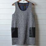 Drawer|ドゥロワー ウール ジャンパースカートお買取情報