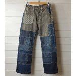 キャピタル|KAPITAL江戸縞パッチワーク パンツのお買取り