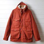 Battenwear|バテンウェア ノースフィールドパーカーのお買取り