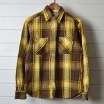 スタンダードカリフォルニア|フランネルシャツのお買取り