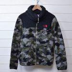 ノースフェイス パープルレーベル マウンテンフリースジャケット THE NORTH FACE PURPLE LABEL Mountain Fleece Jacket 迷彩のお買取り