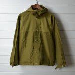 YAECA|ヤエカ 6040 フードシャツ|オリーブのお買取り