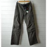 MAMMUT|マムート Tuff Light 34 2in1pants|新品M|タフライト 34 2in1 パンツのお買取り