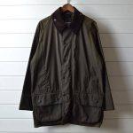Barbour|バブアー classic beaufort オイルドジャケットのお買取り情報