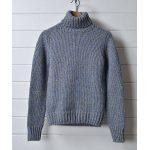 ZANONE|ザノーネ ヤク混ローゲージ タートルネックセーターのお買取り