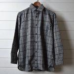 nest Robe|ネストローブ ウールチェックシャツのお買取