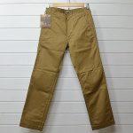 WORKERS ワーカーズ Officer Trousers standard-fit type2 オフィサー トラウザー チノパンツ USMC Khakiのお買取り