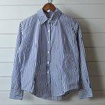 ポールハーデン|paul harnden ストライプブラウスシャツのお買取