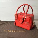 J&M DAVIDSON|J&M デヴィッドソン MINI MIA バッグのお買取