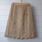 ミナペルホネン|mina perhonen pacific刺繍スカートのお買取