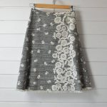 ミナペルホネン|mina perhonen flower rainスカートのお買取