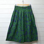 グランマママドーター ドット タックプリーツ スカート 2 GRANDMA MAMA DAUGHTERのお買取