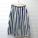グランマママドーター ストライプ スカート 2 GRANDMA MAMA DAUGHTERのお買取