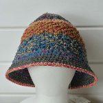 KAPITAL|キャピタル 裂き編み ハットのお買取
