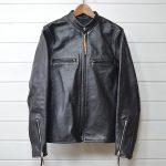 THE REAL McCOY'S Buco ホースハイド シングルレザーライダースジャケット J-100 リアルマッコイズ ブコのお買取り情報