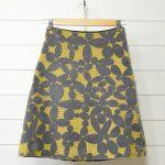 ミナペルホネン mina perhonen|leaf スカート のお買取