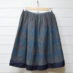 ミナペルホネン mina perhonen|odyssey 刺繍スカート のお買取