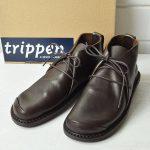 トリッペン|trippen Spece スペース チャッカブーツのお買取