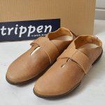 トリッペン|trippen Mugレザー シューズ|38新品のお買取