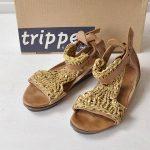 トリッペン|trippen knit-WAWメッシュレザーサンダル|のお買取
