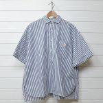 ダントン ビッグシルエット プルオーバー シャツ 40 DANTON|のお買取